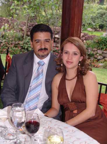 Boda Arias Pazmiño .- Cristobal Medina y Daniela de Medina