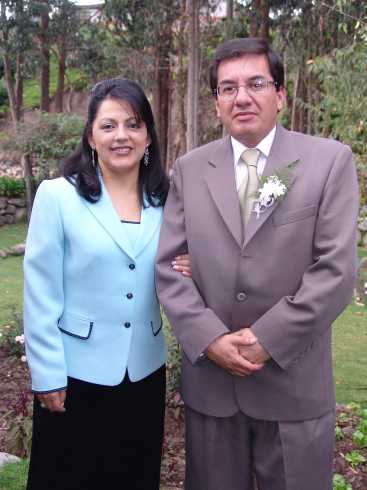 Boda Arias Pazmiño .- Marcela Arias y Jorge Solis