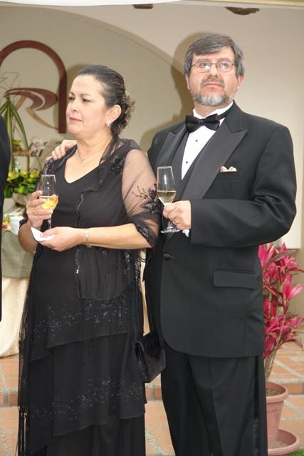Cristina Rodriguez, Eduardo Espinoza .-