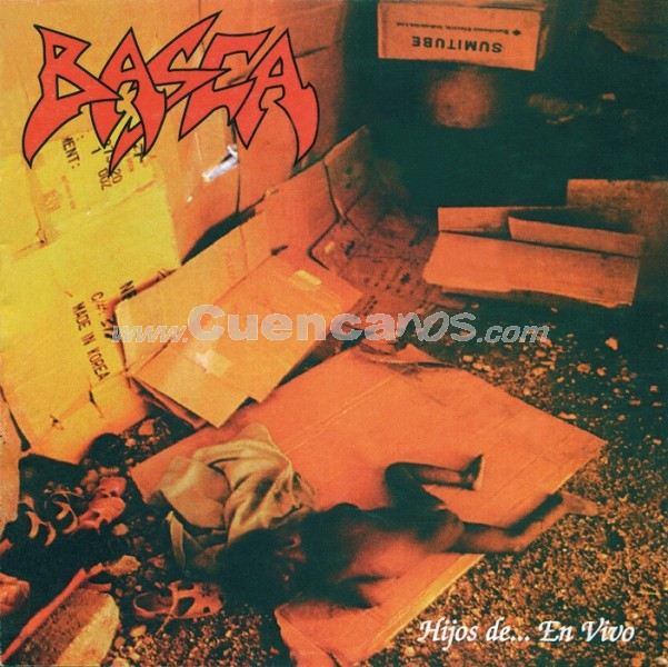 Hijos de... en vivo .- A fines del 1997 se edita un CD en concierto de la gira Hijos de... 96-97.