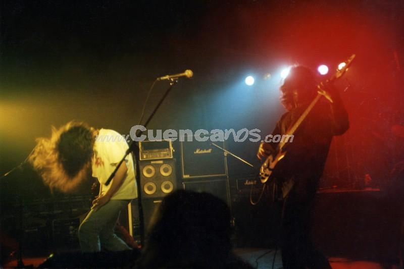 Basca .- BASCA se forma en el año de 1989 en Cuenc