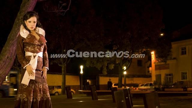 María Dolores Vizcaíno .- Tiene 20 años y representa a la Tercera Zona Militar