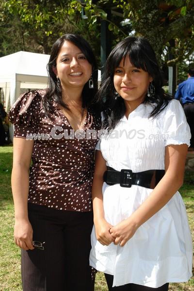 Vanessa Reinoso, Daniela Reinoso .- Monica Galarza y Stanley Cortez contrageron matrimonio en la iglesia de María Auxiliadora