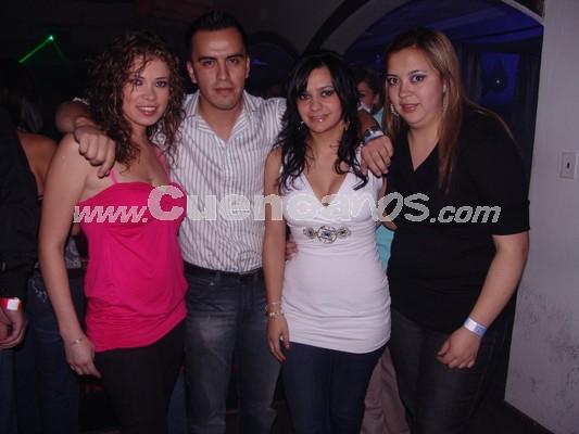 Farra en Lit por Fiestas de Cuenca 2008 .- Carla Beltrán, José Bernal, Antonia Espinoza, Genoveva Asmal.