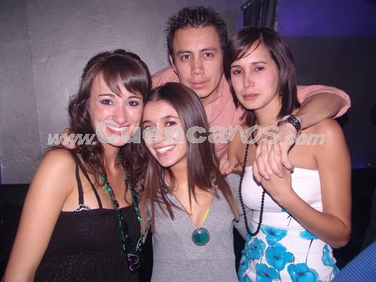 Farra en Lit por Fiestas de Cuenca 2008 .- Isabel Cordero, Rafaela Pons, Juan Carlos Tapia, Juana Vallejo