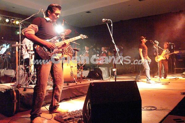 Dharma .- Dharma, el grupo de rock cuencano que ha venido trabajando de una forma más amplia y ahora por supuesto con una visión a nivel nacional.