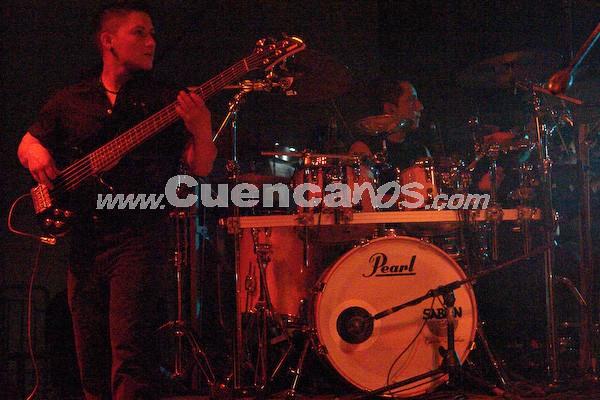 Jethzabel .- Jethzabel, agrupación musical que se formó en Cuenca en 1999 e inició su carrera musical bajo la influencia de estilos como Death y Trash Metal.