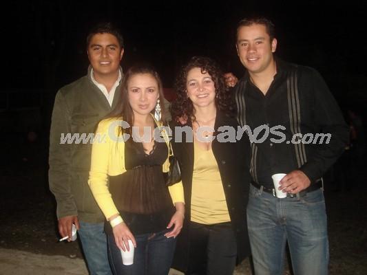 Farra en Rancho Grande por Fiestas de Cuenca 2008 .- Los farreros cuencanos se reunieron una vez más en Rancho Grande para festejar a nuestra querida Cuenca en sus fiestas de aniversario!