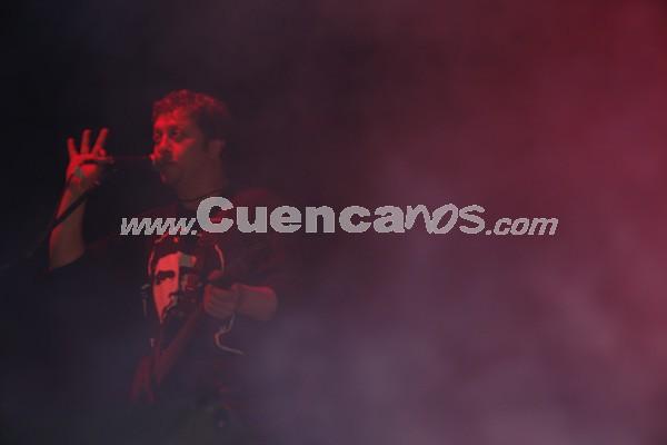 Sobrepeso .- El grupo Sobrepeso, crea su música bajo las influencias de:Metallica, Rage Against The Machine, Pearl Jam, Manu Chao, Cafe Tacuva, Soda Stereo, Audioslave, Sound Graden, Stone Temple Pilots, Led Zeppelin, Iron Maiden, Heroes Del Silencio, Underworld, Genesis, Supertramp, Pink Floyd, Robi Draco Rosa, World Music, Salsa, Funk. Acid Jazz, Jimmi Hendirx. Sus integrantes son: Renato Zamora (Guitarra y Coros) Pablo I?iguez (Voz) Eduardo Heredía (Batería)y Carlos Guzman (Bajo.