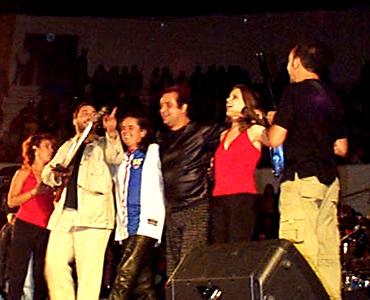 Concierto Pablo Herrera en Cuenca .- Concierto Pablo Herrera en Cuenca