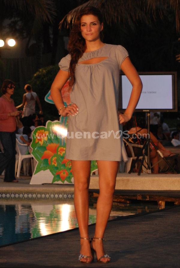 Miss Ecuador 2009 .- Candidatas a Miss Ecuador 2009 en su presentacion y desfile en Fashion Week 2009 en Playas y Guayaquil.