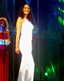 Elección Reina de Cuenca 2003 .- Verónica tiene 19 Años, Estudia en la Universidad del Azuay