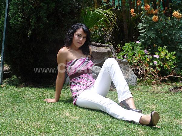 Segundo Paseo de las Candidatas .- En la Quinta Julita se realizo el segundo paseo de las candidatas a Morlaquita 2009.
