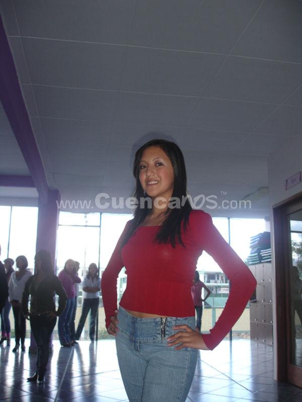 Repaso de Modelaje de las Candidatas .- Una prestigiosa Agencia de Modelos fue escogida para enseñar modelaje a las candidatas a Morlaquita 2009.