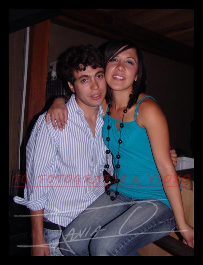 Farra en Loft por Fiestas de Cuenca 2008 .- Paul Zeas y Gabriela Pesántez