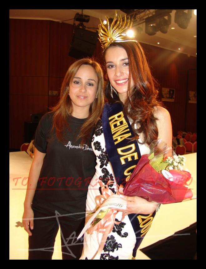 Reina de Cuenca 2007 .- Alexandra Donoso y Estefani Chalco