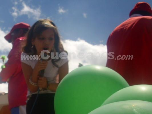 Michelle Cordero .- Michelle Cordero tiene la invitación para participar en la pelicula de producción nacional llamada ¨Los Elegidos¨