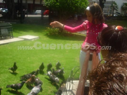 Michelle Cordero .- Michelle tuvo la oportunidad de participar en la canción de niño esperanza junto a grandes artistas nacionales