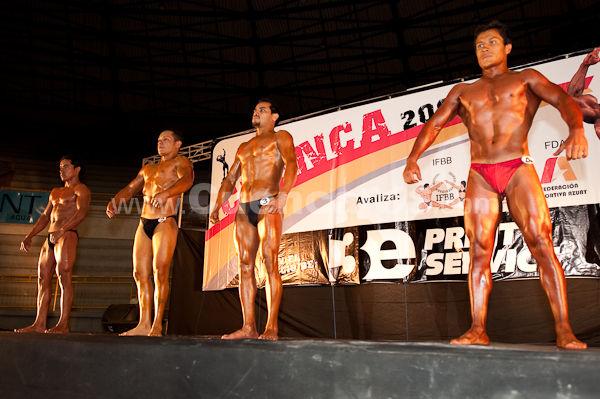 Mister y Miss Cuenca 2009 .- En el Coliseo mayor de Deportes se eligió a Mister y Miss Cuenca 2009 evento que tuvo la participación de Fisiculturistas de la ciudad.