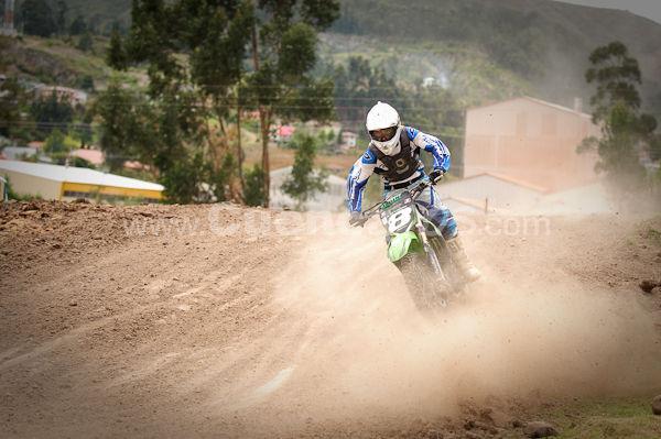 Motocross en Chaullabamba (4 y 5 de Julio de 2009) .- El Pasado 4 y 5 de Julio de 2009 en la pista Motos y Motos en Chaullabamba se realizo el Campeonato Nacional de Motocross donde pilotos de todo el país y de diferentes edades demostraron sus destrezas saltando con sus veloces vehículos de dos ruedas.