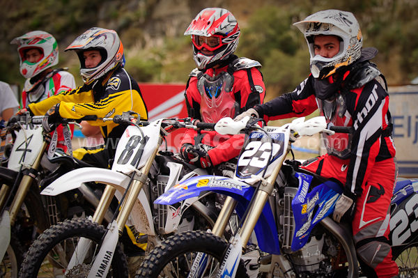 Motocross 2 de Agosto del 2009 .- En la pista de Motocross conocida como Motos y Motos en el sector llamado Chaullabamba se realizo este Domingo 2 de Agosto la Quinta validad del Campeonato provincial de Motocross, con la participación de más de 100 pilotos que demostrando sus destrezas en sus maquinas corrieron a grandes velocidades y saltando sus obstáculos.