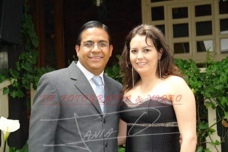 Boda de Maria Ines Galindo y Pedro Dominguez .- Josè Luis Cobos, Verònica Jaramillo.