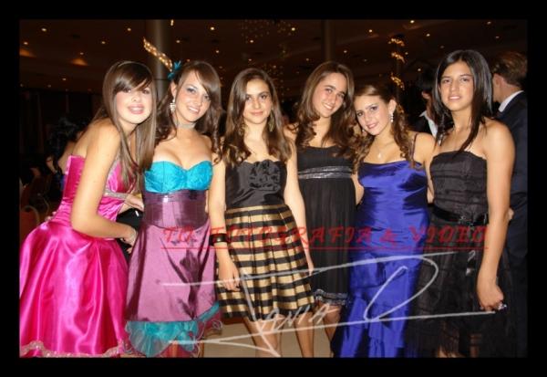 Debutantes Quinceañeras Mall del Rio .-