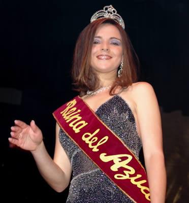 Elección Reina del Azuay 2004 .- Adriana Zúñiga Pacheco Reina del Azuay 2006