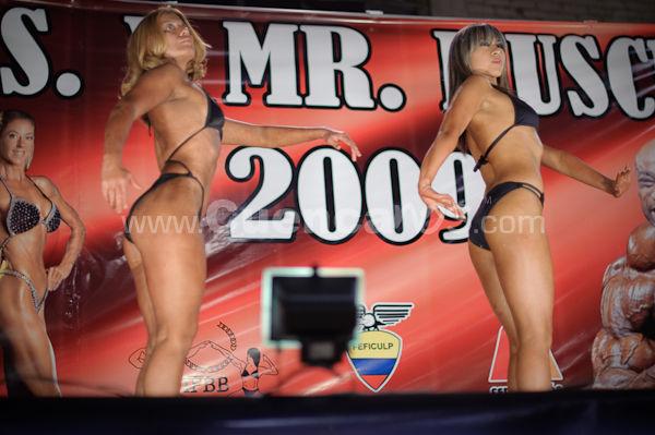 Miss y Mister Musculo 2009 .- El Sábado 5 de Diciembre en el Coliseo Jorge Calvache se realizo el certamen Miss y Mister Musculo 2009 donde 24 deportistas representantes de Azuay, Bolívar, Chimborazo y Loja, Por equipos la selección local se impuso al sumar 122 puntos. En segunda posición se ubicó Loja con 77 unidades.  La tercera ubicación fue para Chimborazo con 28 puntos. Los ganadores del torneo recibieron trofeos, medallas y productos vitamínicos. Crosby León se proclamo como ganador absoluto del certamen.