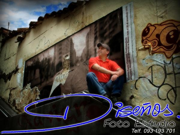 Xavier Sanchez V. .- Fotografia del recuerdo en la ciudad de Cuenca Ecuador