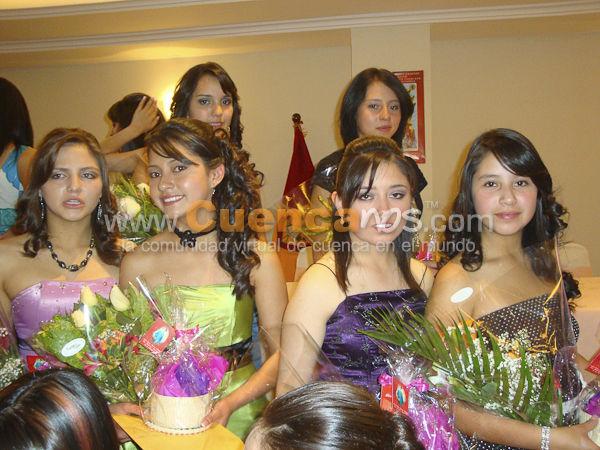 Incripcion Candidatas a Morlaquita 2010 .- 40 Hermosas quinceañeras fueron esta año escogidas para el torneo galante denominado Morlaquita 2010. María Cristina Moreno Ochoa Morlaquita 2009 estuvo en todos los momentos con las candidatas.