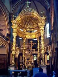 Catedral de la Inmaculada Concepción .- La Catedral de la Inmaculada se encuentra ubicada en las calle Benigno Malo y Sucre