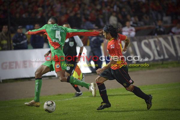 Deportivo Cuenca vs Espoli 27 de Marzo del 2010 .- En el Estadio Alejandro Serrano Aguilar de la ciudad de Cuenca, nuestro equipo le goleo al el equipo policial por 3 tantos a 0.