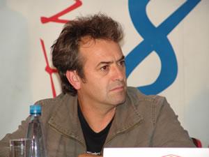 Rueda de Prensa de Hombres G en Cuenca .- David, Rafa y Javi respondieron todas las inquietudes de los periodistas que se dieron cita a la rueda de prensa organizada con motivo del concierto de Hombres G en Cuenca.