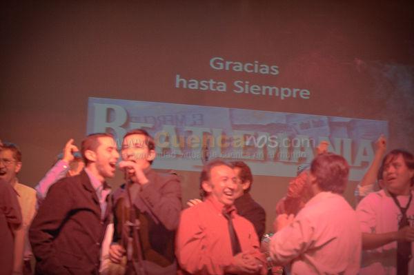 The Beatlemania .- Los Ex Alumnos del Colegio Técnico Salesiano realizaron el concierto llamado The Beatlemania donde diferentes músicos salesianos interpretaron las ya conocidas canciones de Los Beatles.