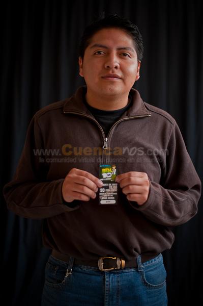 Ganadores Entradas Ben 10 .- Ellos participaron y Ganaron una entrada en www.Cuencanos.com para el show infantil de Ben 10, un agradecimiento a Paco Producciones por haber donado estas entradas para el Sorteo