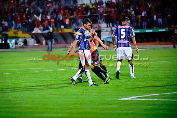 Deportivo Cuenca vs Macara 16 de Julio del 2010 .- En el Estadio Alejandro Serrano Aguilar de la ciudad de Cuenca se realizo el partido donde nuestro equipo Colorado gano al Macara por 2 goles a 1.
