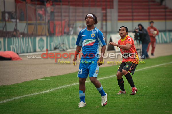 Deportivo Cuenca vs Espoli 22 de Agosto del 2010 .- El equipo Morlaco derroto por 2 goles a 1 al equipo de la Policía, esto nos ayuda a estar en la posición numero dos en el campeonato ecuatoriano de fútbol.