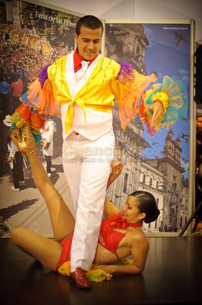 Fite 2010 .- En el centro de Convenciones Simon Bolivar de la ciudad de Guayaquil se llevo a cabo la Feria Internacional de Turismo 2010, miles de visitantes relacionados con las ramas del Turismo visitaron los Stands donde se descubrió algo mas de nuestro querido Ecuador regiones como la sierra costa y oriente estuvieron mostrando e invitando a sus respectivas ciudades y destinos. Además estuvieron representantes de diferentes países como Paraguay, Colombia, Peru, etc.