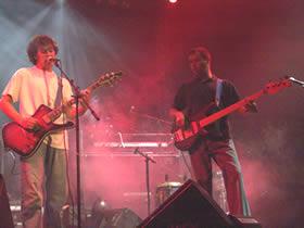 Concierto de Tercer Mundo en Cuenca 2005 .- A fines de 1988, tras haber hecho presentaciones en colegios, discotecas y varios lugares, Tercer Mundo se ve conformado definitivamente y graba su primer disco sencillo