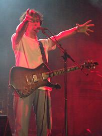 Concierto de Tercer Mundo en Cuenca 2005 .- La banda interpretó temas como Tarjetitas, Si dijeras, Si te fijaras, La Dieta del Lagarto entre otras