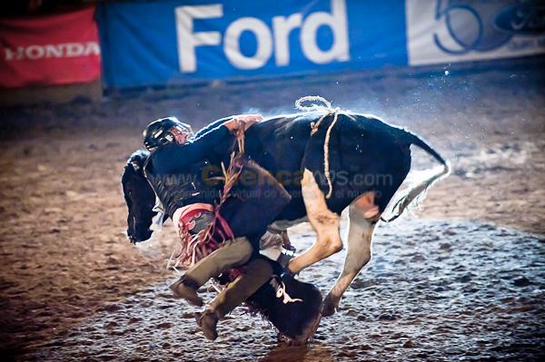 Rodeo 2010 .- En la Plaza de Toros Santana se realizo la competencia de Rodeo denominada Rodeo Nocturno 2010, donde muchos arriesgados competidores se subian a furios toros y caballos donde el reto era durar mas de 8 segundos, todos ellos competian por una camioneta F115 de Ford Motors.