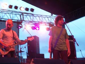 Concierto Tercer Mundo en Cuenca .- Tercer Mundo es considerado en la actualidad una de las bandas más importantes del país