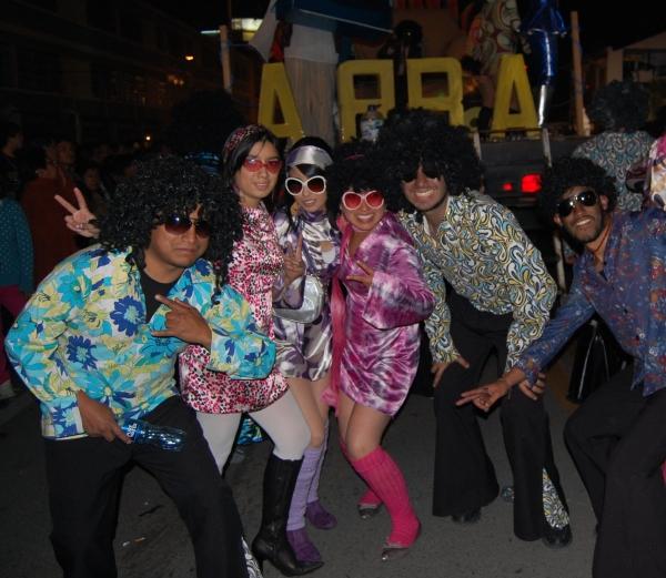 Comparsas 2011 .- MODA GOGO
