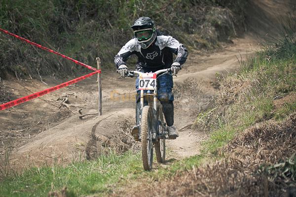 Downhill 5 de Febrero del 2011 .- En Cumbe se realizo el nacional de downhill donde intrépidos ciclistas bajaron a toda velocidad para conseguir el mejor tiempo, muchas provincias participaron.