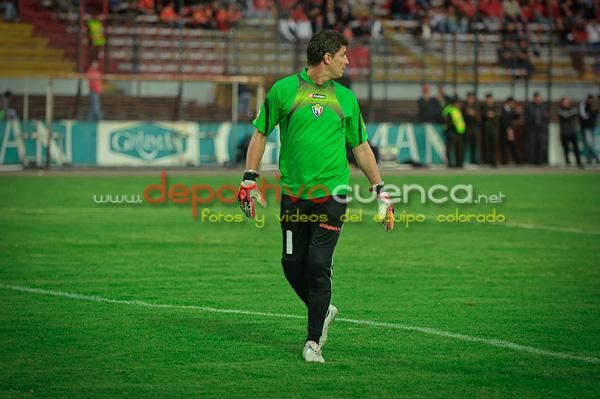 Deportivo Cuenca vs Nacional 19 de Marzo del 2011 .- El Club Deportivo Cuenca vence al Nacional por 1 tanto a 0 partido jugado en el Estadio Alejandro Serrano Aguilar.