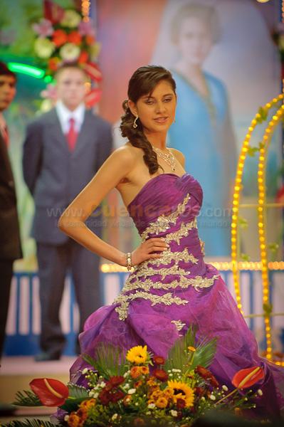 Candidatas a Morlaquita 2011 .- www.Cuencanos.com estuvo en la presentación oficial de las candidatas a Morlaquita 2011.