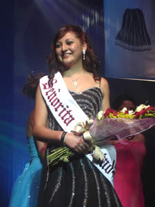 Elección de la Reina del Azuay 2005 .- Por primera vez, en las elecciones de Reina del Azuay se eligió a la Señorita Amistad, esta elección fue hecha por todas las candidatas como la más simpática, más sociable. La designación recayó sobre Angelita del Pilar Romero representante de San Fernando,