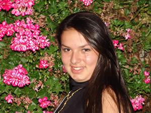 Elección de la Reina del Azuay 2005 .- Verónica Daniela Iñiguez, representante del Cantón Santa Isabel