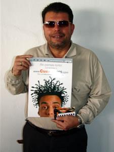 Ganadores de Abonos para el 1er. Festival de la Guitarra Clásica en Cuenca .- Guillermo Quiróz participo y ganó un Abonos para el 1er. Festival de la Guitarra Clásica en Cuenca